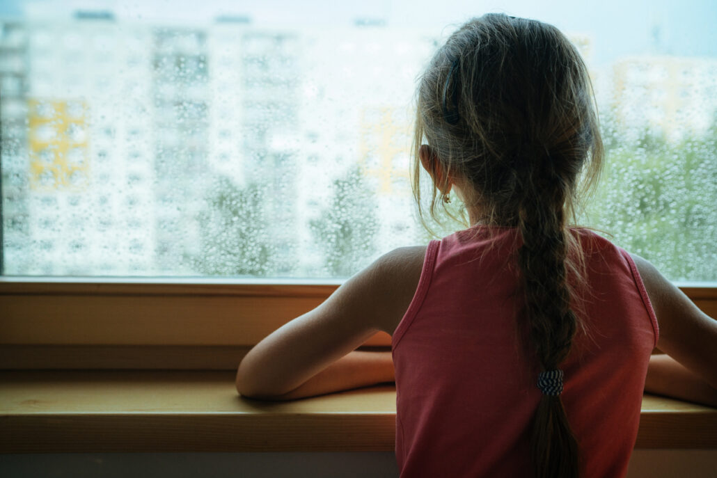 3 Signs Your Foster Child Might Have PTSD