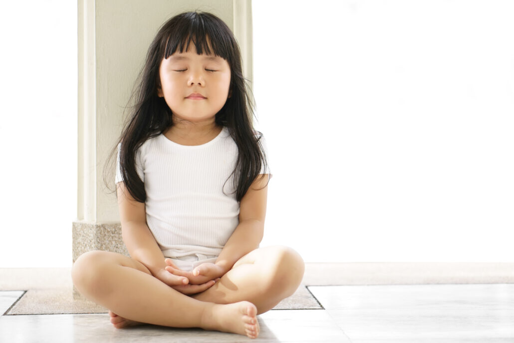 Combining CBT with Meditation for Your Foster Child